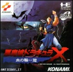 Dracula X - Chi No Rondo PC ENGINE