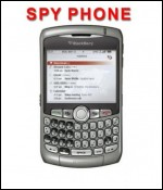 BLACKBERRY SOFTWARE SPYPHONE CELLULARE SPIA