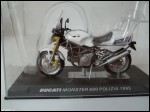 ducati monster 600 cc polizia municipale 1995
