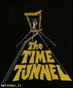 Kronos - The Time Tunnel serie tv completa anni 60