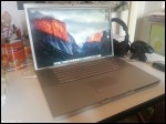"Apple MacBook Pro 17"" 2.40GHz C2D 4GB 320GB (MA897LL/A)"