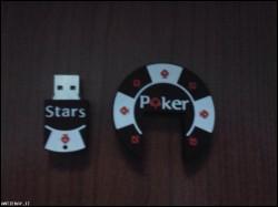 Chiavetta usb 256 BG Poker