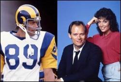 Hunter serie tv completa anni 80 - Fred Dryer