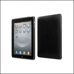 Switcheasy NUDE ultra cover per IPAD Nero