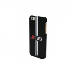 Nilox MM93 Cover case per Iphone 5 Nero