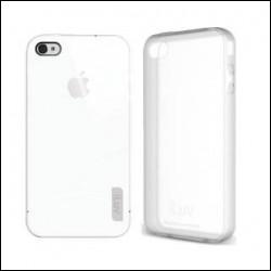 ILUV ICC746 GELATO case per iPhone 4 Bianco