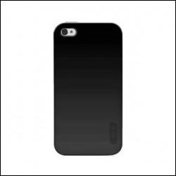 ILUV ICC746 GELATO case per iPhone 4 Nero