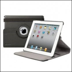 NGS c6 case per IPAD Nero