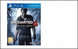 Sony Uncharted 4: Fine di un Ladro - PS4