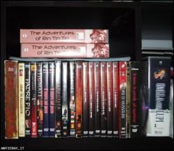 Vari titoli di film e serie per lettori dvd