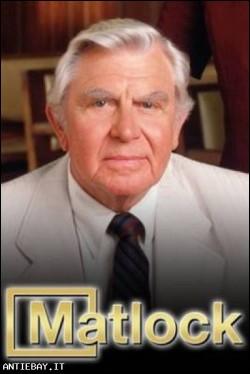 Matlock, serie del 1986, completa e integrale