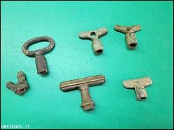 piccole chiavi (A-49)