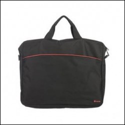 """NGS Enterprise Business Borsa Notebook 15.6"""" Nero/Rosso"""