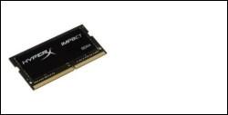 Kingston HyperX Impact e' un modulo RAM tipo SoDDR4