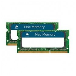 CMSA8GX3M2A1066C7 Kit 8GB 2x4GB SoDDR3 Mac 1066MHz CL7