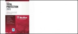 McAfee Total Protection 2013 3 utente