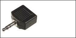 Cavo USB 2.0 maschio/femmina 0,6 mt colore nero
