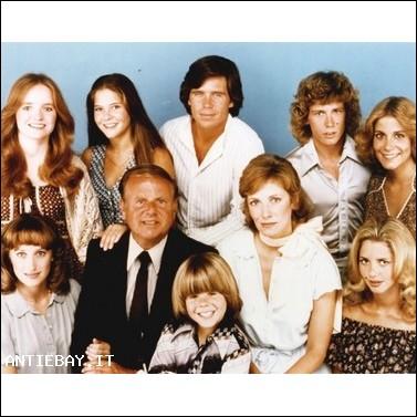 La Famiglia Bradford serie tv completa anni 70-80