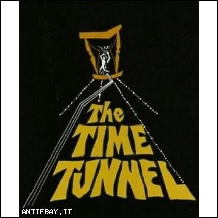 Kronos - The Time Tunnel serie tv completa anni 60