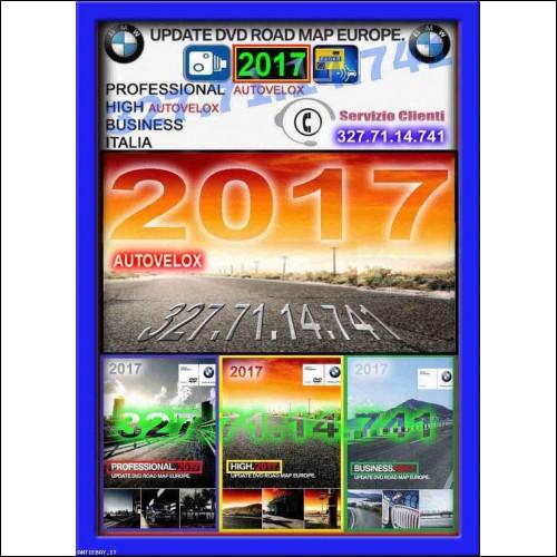 cd bmw 2017 dvd mappa navigazione aggiornamento bmw