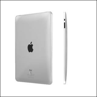 Switcheasy NUDE ultra cover per IPAD Bianco