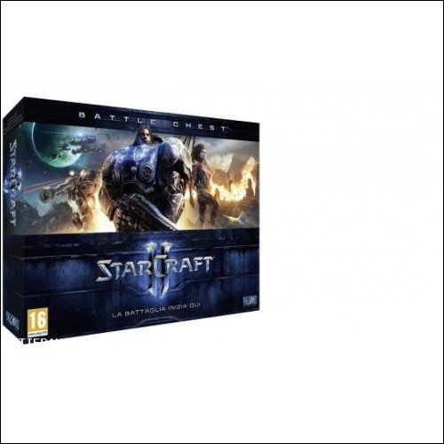 Blizzard StarCraft II Battle Chest nuovo Gioco per PC