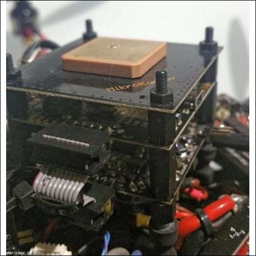 Mikrokopter torretta FLY NAVI GPS