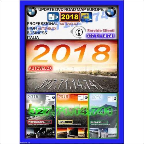 cd bmw 2018 dvd mappa navigazione aggiornamento bmw