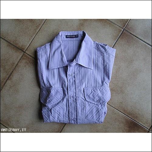 camicia da uomo (K-76)
