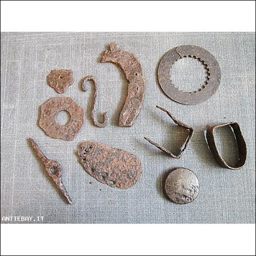 oggetti in ferro (C-51)