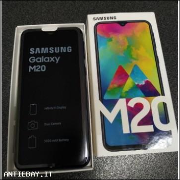 Samsung M20-64gb - NUOVO