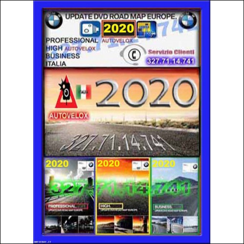 dvd cd usb bmw 2020 professional high business mappe