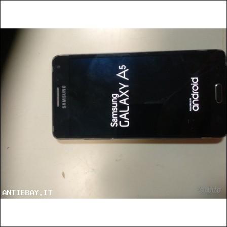 Samsung a5 a500fu touch rotto scheda madre ok