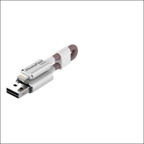 Photofast MCG3U3R32GB Cable Memory Flash OTG USB 3.0