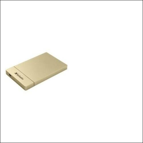 """Verbatim Box Esterno HDD Enclosure 2.5"""" SataIII Type-C"""