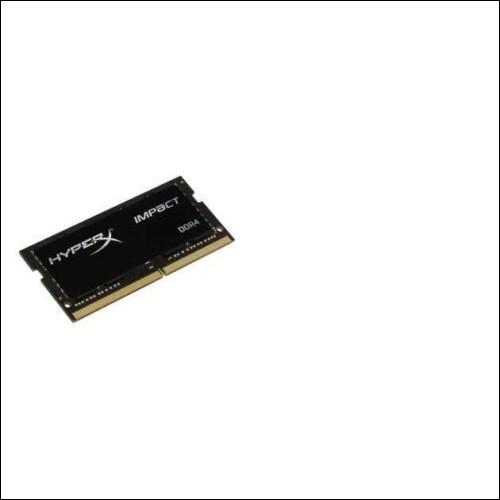 HyperX Impact e' un modulo RAM tipo SoDDR4 da 8GB