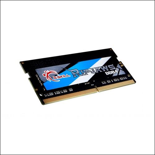 F4-2400C16S-4GRS Ripjaws 4GB SoDDR4 2400MHz CL16 RAM