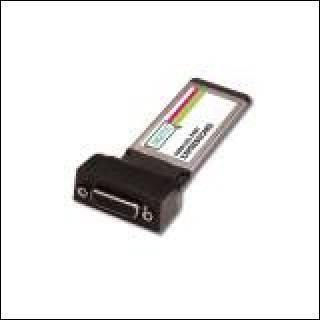 Digitus Express Card 34mm Parallela (DB25) x1