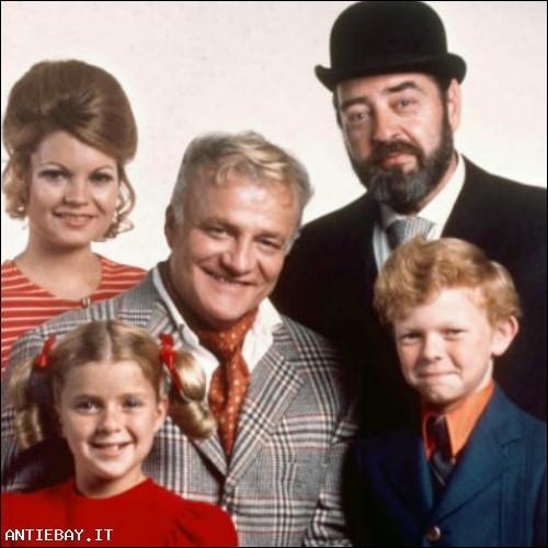 Tre nipoti e un maggiordomo telefilm completo anni 60