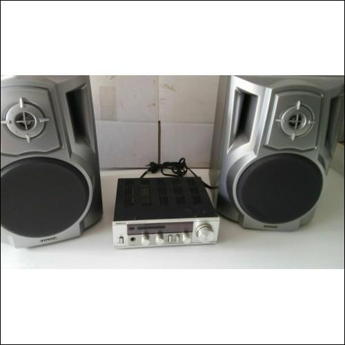 amplificatore integrato digitale con bluetooth 40 watt